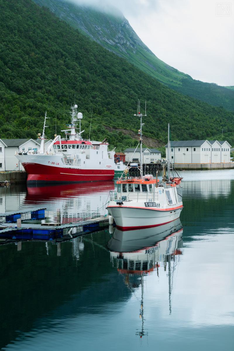 Фотоотчёт об августовской поездке в Норвегию, о-в Сенья, 2019