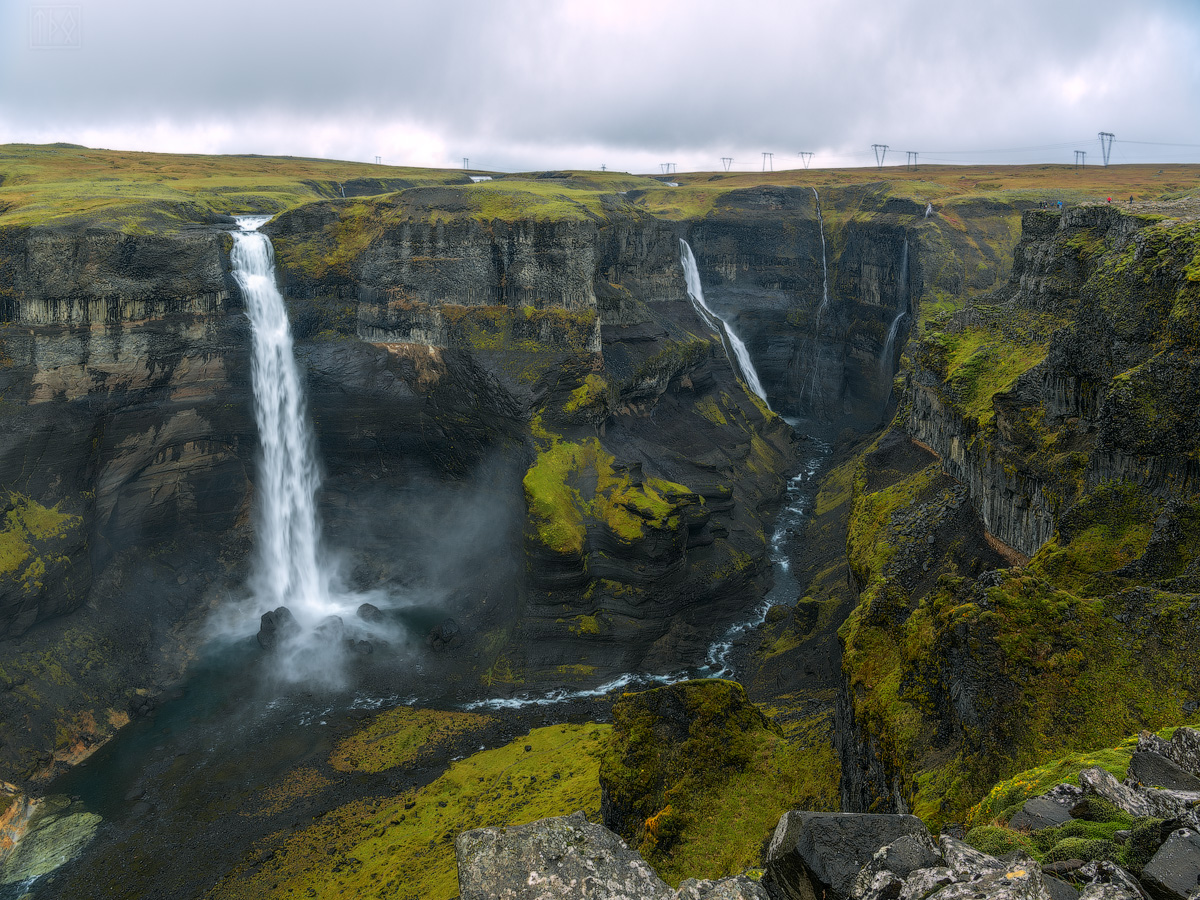 Фотоотчёт о сентябрьской поездке в Исландию, 2019